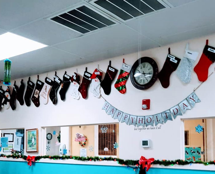christmas at care