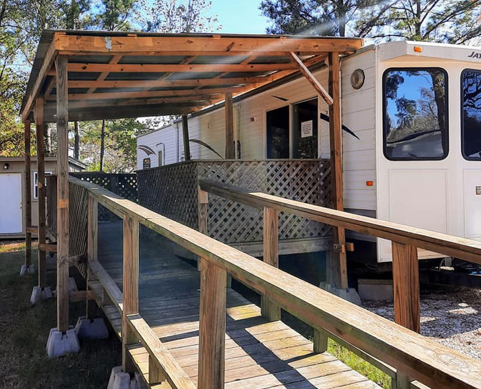 your own motorhome
